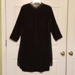 Elie Tahari Shirt Dress size 14